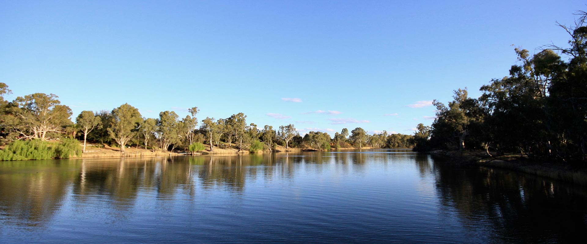 Houseboat on the Murray River